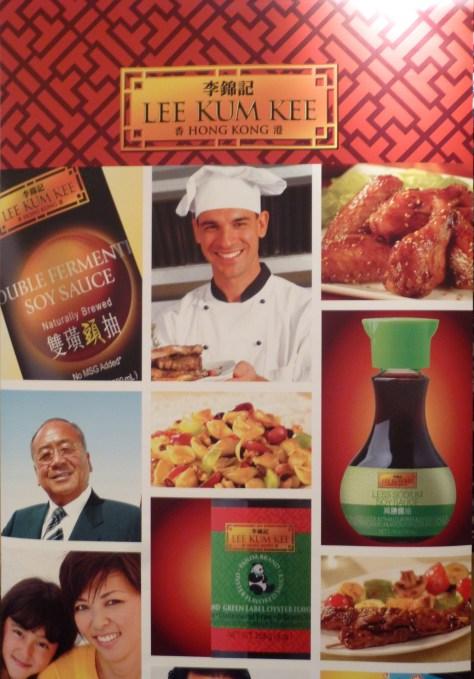 Lee Kum Kee Sauces Signage