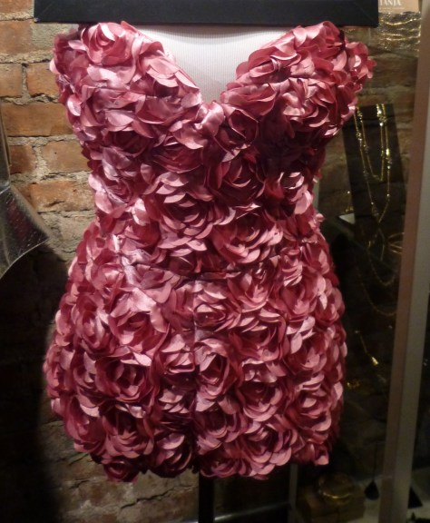 Red Rose Bustier from Durdoux