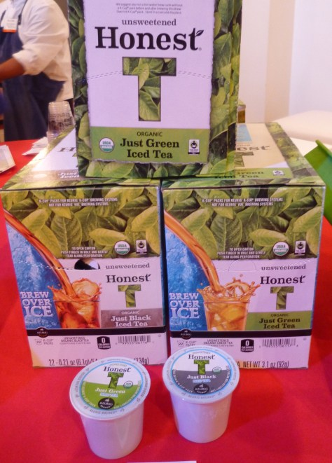 Honest Tea Kuerig Cups