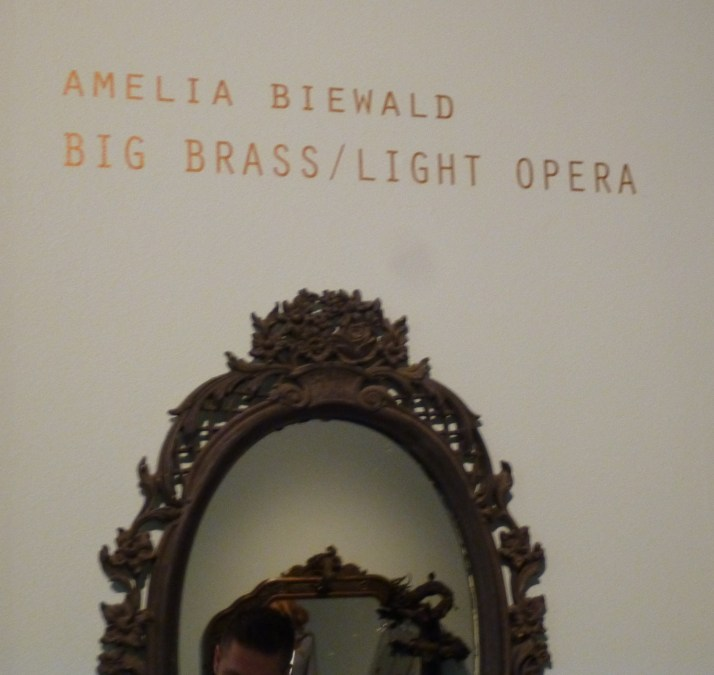 Amelia Biewald Signage