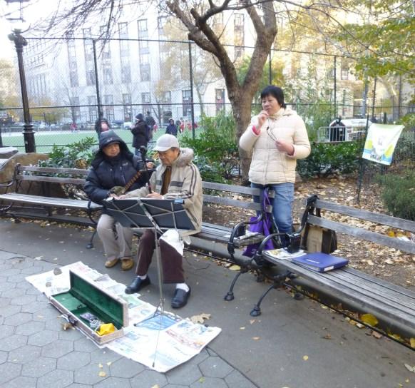 Columbus Park Musicians