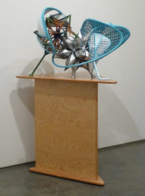 Frank Stella Sculpture Sturdy