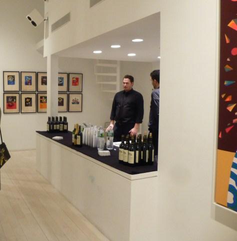 Allouche Gallery Bar