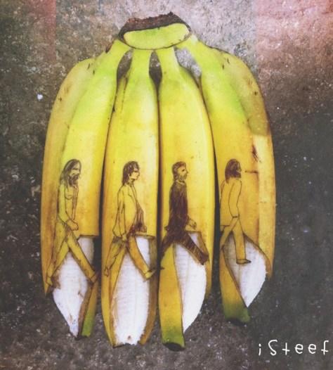 Abbey Road Bananas