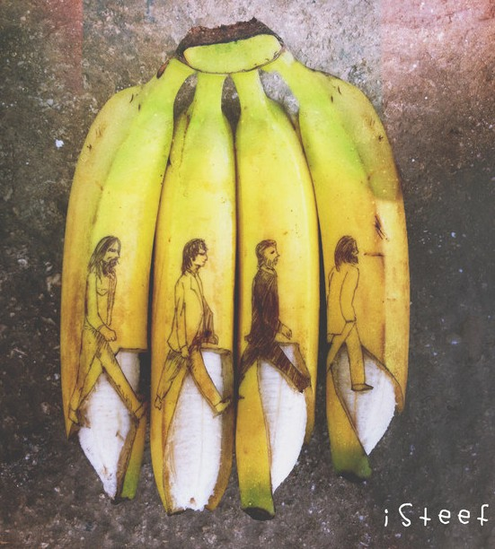 Abbey Road Bananas