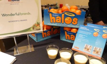 Wonderful Brands Halos