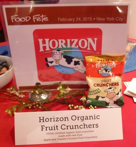 Horizon Organic Fruit Crunchers