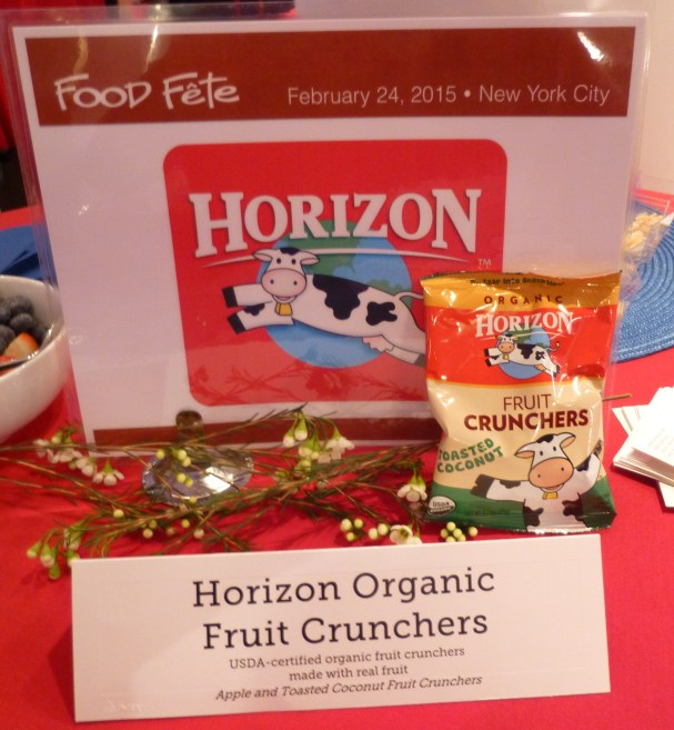Horizon Organic Fruit Crunchers