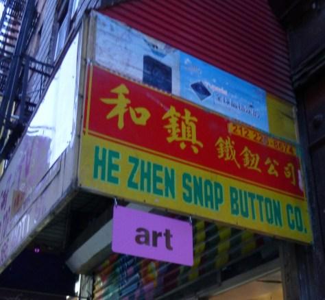 Amy Li Projects Storefront