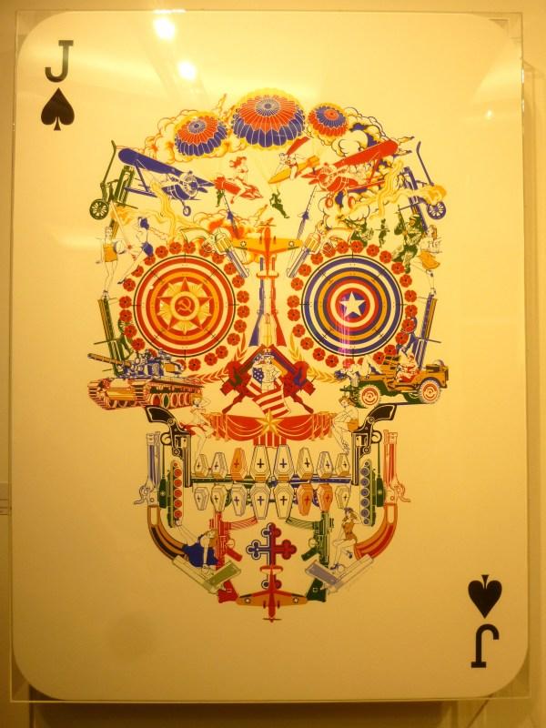 Jacky Tsai War Skull