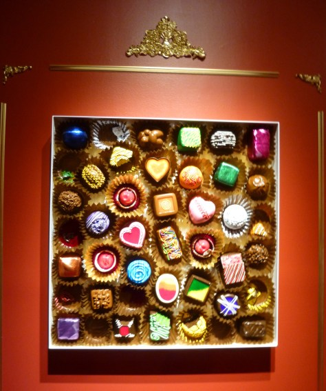 More Chocolates