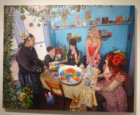 Natalia Fabia, Kate is Great and Rainbow Cake