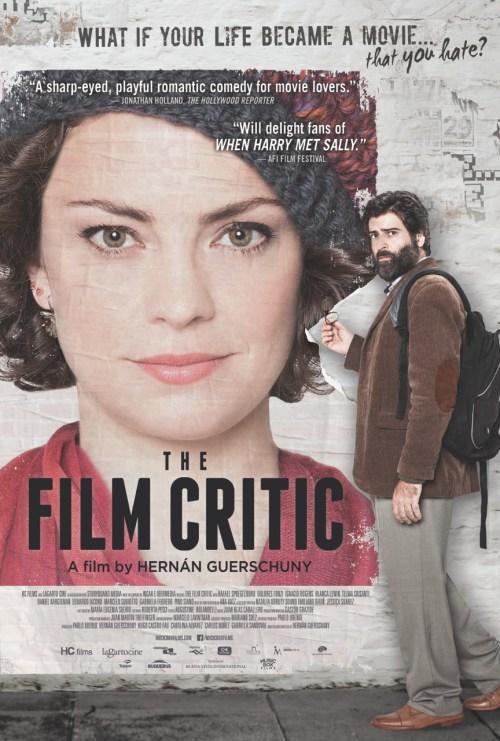 FILM CRITIC Poster