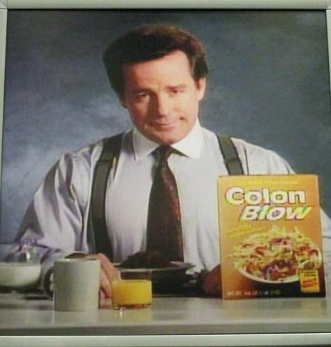 Colon Blow SNL