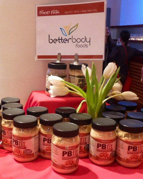 Better Body Foods Booth