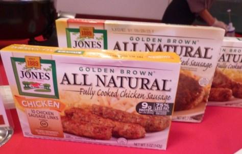 Jones Chicken Sausage