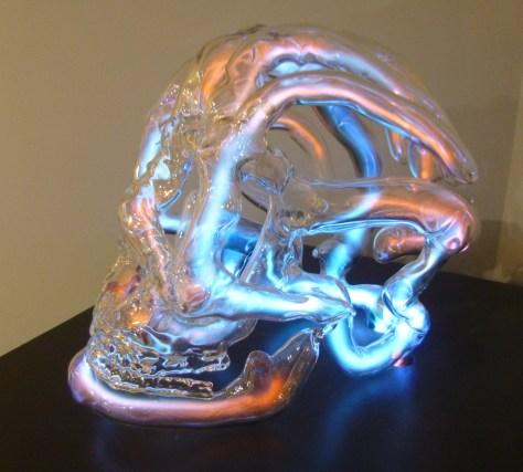 Eric Franklin Skull