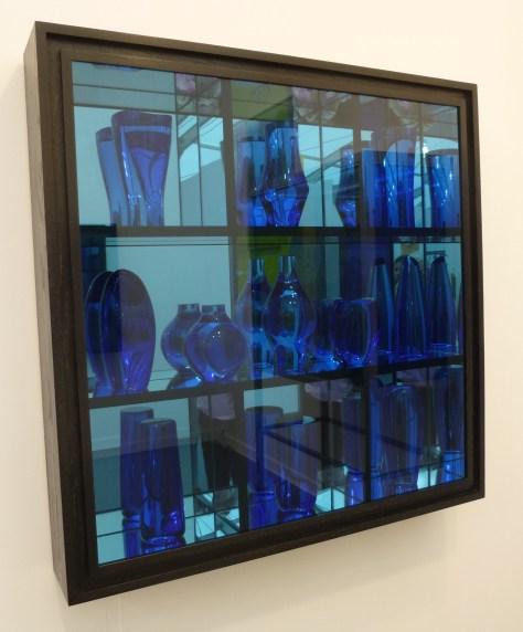 Josiah McElheney Blue Prism Painting III