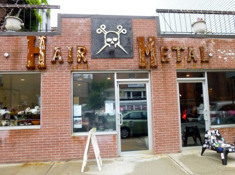 Hair Metal Salon