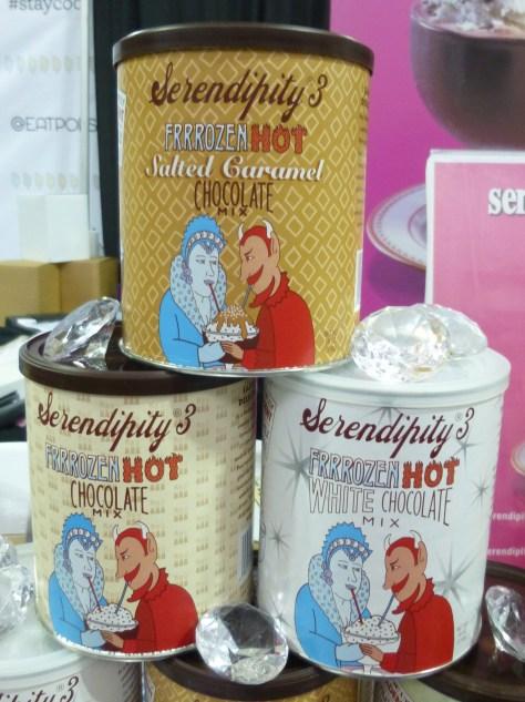 Serendipity Frozen Hot Chocolate Mix