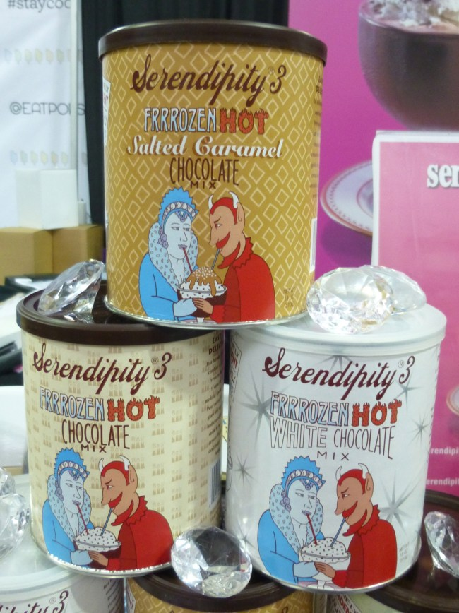 Serendipity Frozen Hot Chocolate Mix