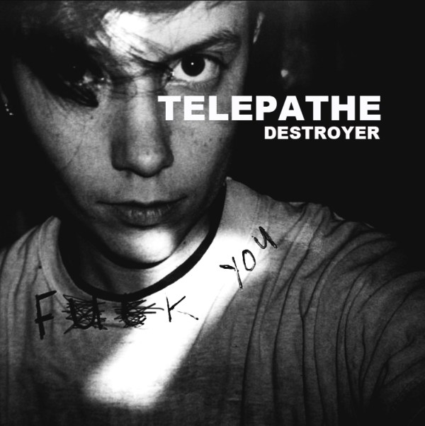 Telepathe Destroyer Cover Art