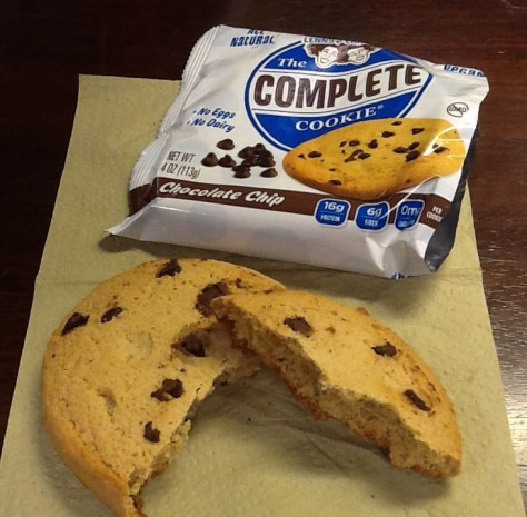 Lenny and Larry CChip Cookie