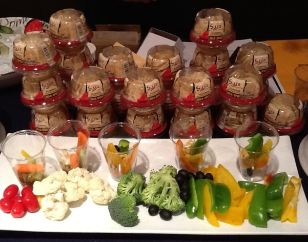 Sabre Hummus Product