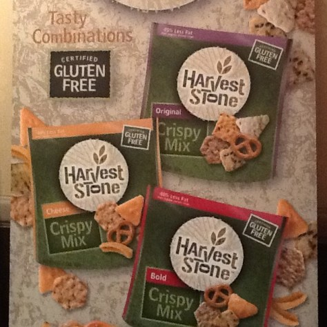 Harvest Stone Crispy Mix