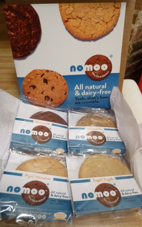 No Moo Cookies
