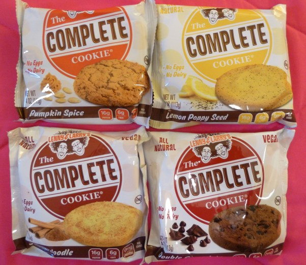 Lenny and Larry Complete Cookie 3
