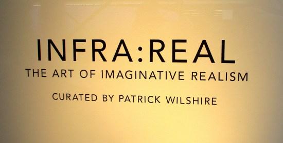 Infra Real Signage