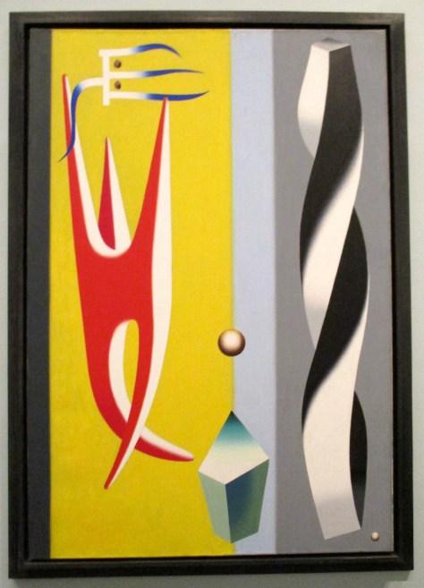 Charles Biederman Untitled
