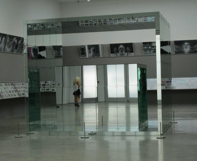 Lucas Samaras Doorway 1