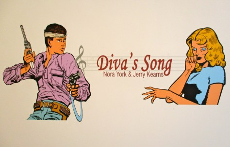 Diva's Song Signage