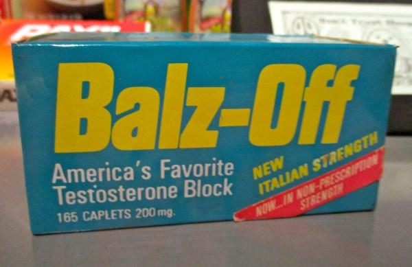 Balz Off