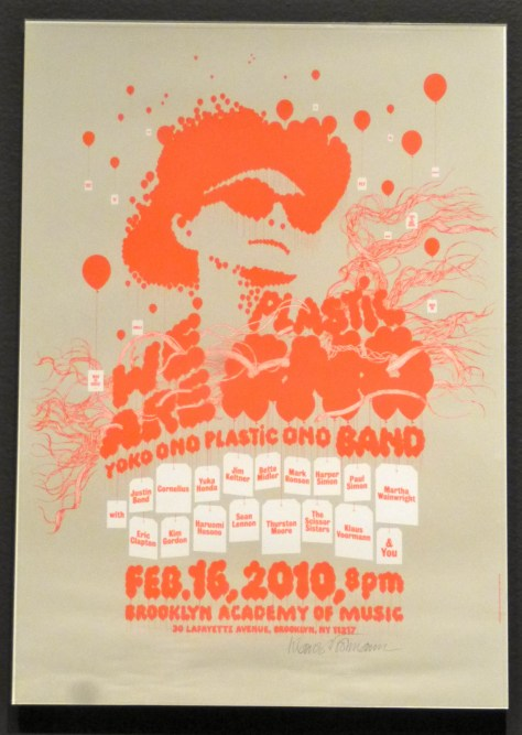 Plastic Ono Band Poster