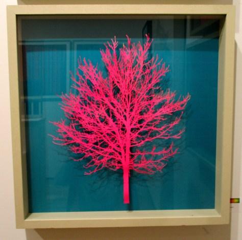 Emma Levine Flouro Tree II