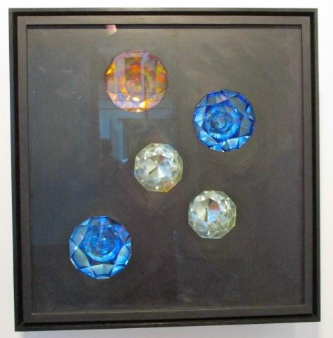 Crystalline Prism Painting