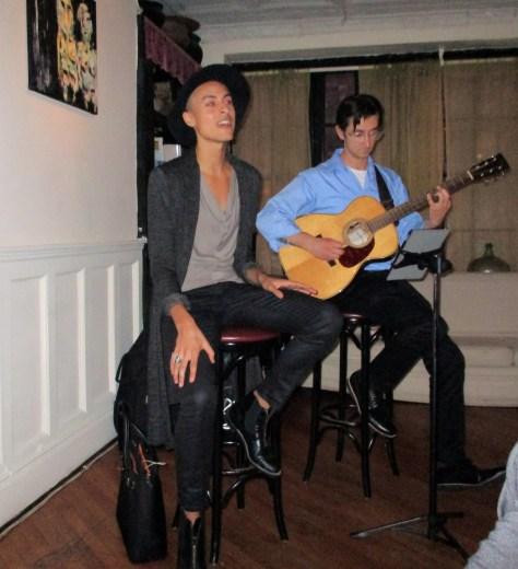 Cory and Alex