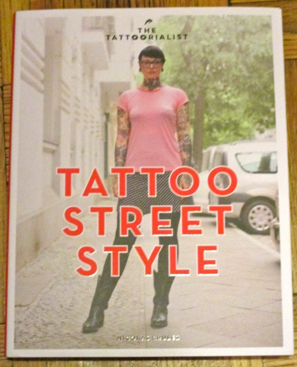 Tattoo Street Style Book Cover