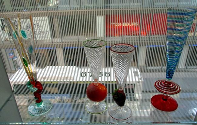 Four Goblets