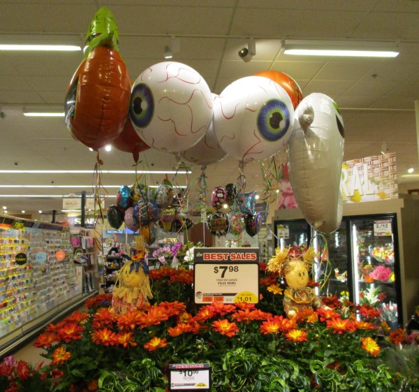 Eyeball Balloons