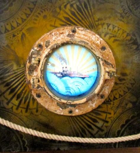 Beau Stanton Ship Porthole