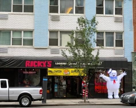 Rickys Storefront