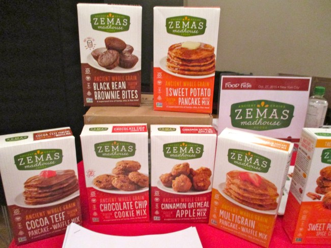 Zemas Baking Mixes