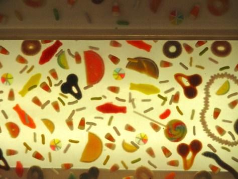 Stair Detail with Orange Slice