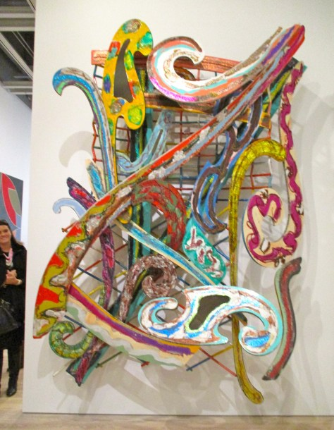 Large Wall Sculpture