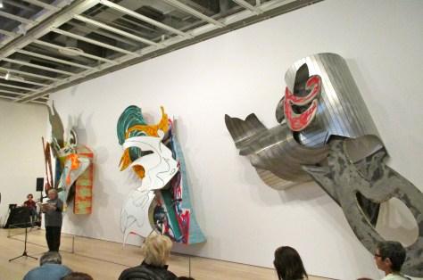 3 Large Sculptures