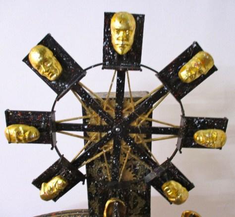 Kinetic Artwork Detail